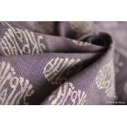 Yaro Ukrainian Hearts Violet  Wool